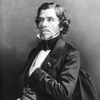 Eugene Delacroix Photo